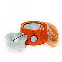Воскоплав баночный Konsung Beauty Orange (Оранжевый), 400 мл