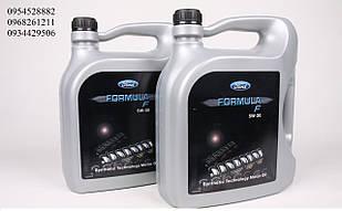 Масло 5W30 Ford Formula F (5L) FORD (Германия) 155D3A