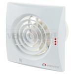 Бесшумный вентилятор для ванной Вентс Квайт (VENTS Quiet) 100, 125, 150. ВЕНТС Квайт представлен интернет-магазином вентиляции ventsmart.com.ua