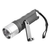 Фонарь Police 1080 фонарь-динамо, зарядка от usb