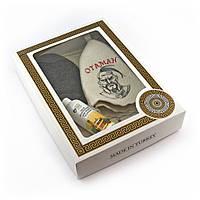 Подарочный набор для сауны №6 Отаман, для него