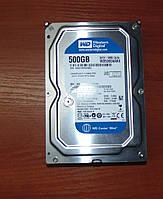500GB WD blue WD5000AAKX Винчестер WesternDigital SATA3 (682)