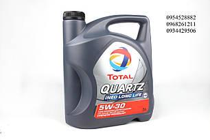 Масло 5W30 Quartz INEO LL (1L) TOTAL (Франция)166254