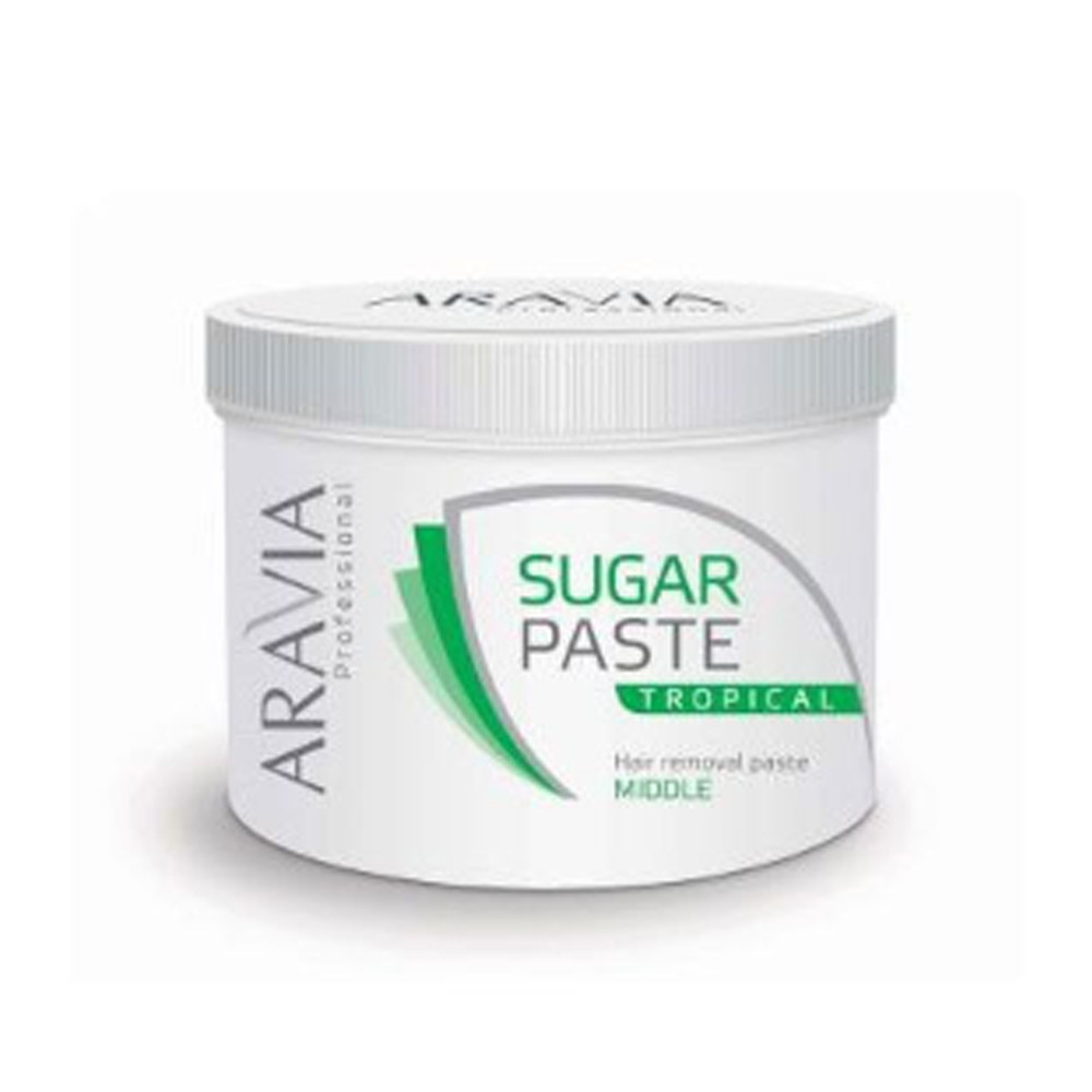 Сахарная паста для депиляции тропическая Aravia Professional 750 г
