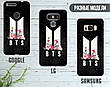 Силиконовый чехол для Samsung J730F Galaxy J7 (2017) BTS Army 2 (28214-3172), фото 5