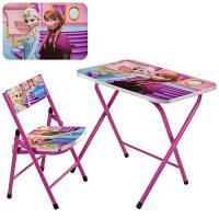 Детский столик и стульчик (A19-FR)