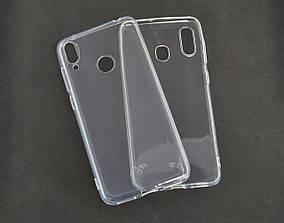 Чехол для телефона Samsung M20/M205 Silicone TPU Veron прозрачный