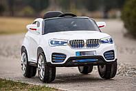 Електромобіль (Электромобиль) XM806 WHITE (1шт) джип на Bluetooth 2.4G Р/У 12V7AH мотор 2*35W з MP3 120*72*60