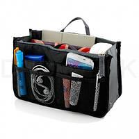 Органайзер в сумку Bag in Bag (черный), фото 1