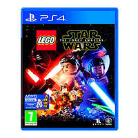 LEGO Star Wars The Force Awakens (Blu-ray) для PS4