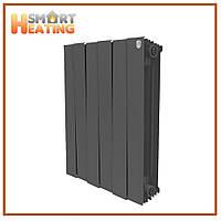 Радиатор ROYAL THERMO Piano Forte 500 Noir Sable 8 секций