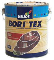 Boritex base, Грунт-антисептик для дерева, 2.5 л