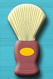 Трафарет + форма Мужской набор №1 - Помазок, фото 2