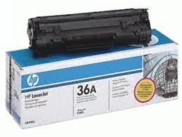 Картридж HP LJ 36А (CB436A)