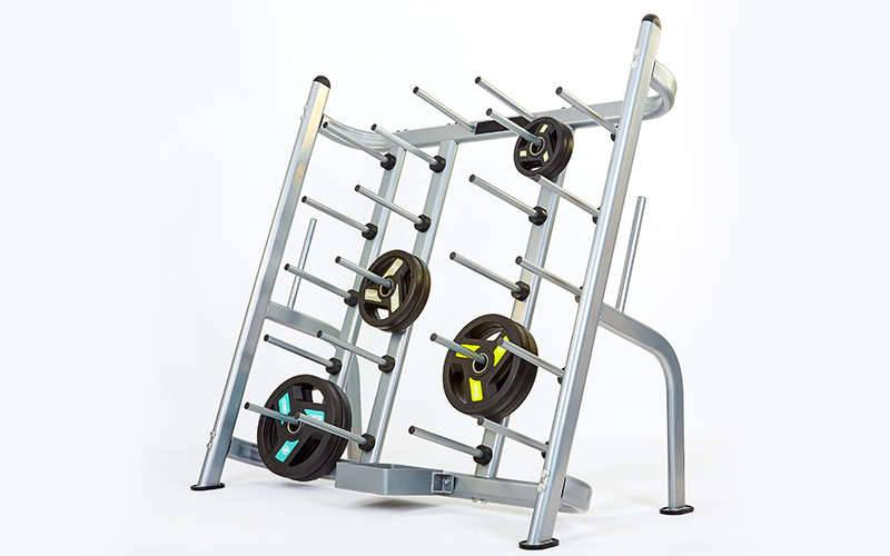 Подставка (стойка) для дисков (блинов), штанг, фитнес памп