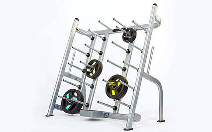 Подставка (стойка) для дисков (блинов), штанг, фитнес памп, фото 2