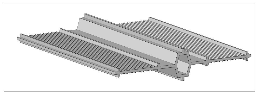 Внутренние гидрошпонки для деформационных швов ВД 240 ТПЕ
