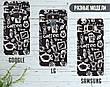 Силиконовый чехол для Samsung J610 Galaxy J6 Plus (Coffee Time), фото 6