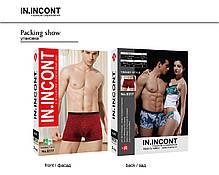 Мужские боксеры бамбук Марка «IN.INCONT»  Арт.8317, фото 3