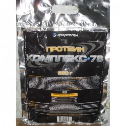 Протеин Фортоген Голд 78 пакет (2.5 кг)