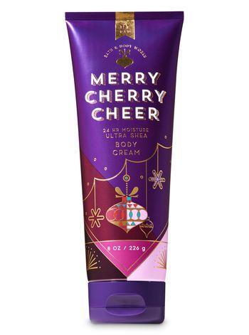 Крем для тела Bath&Body Works Merry Cherry Cheer Ultra Shea Body Cream