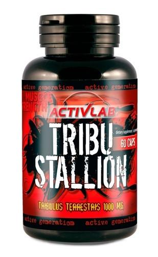 Трибулус Activlab Tribu Stallion (60 капс)
