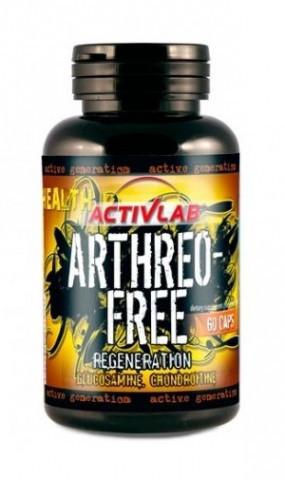 Препараты для восстановления суставов и связок Activlab Arthreo Free (60 капс)