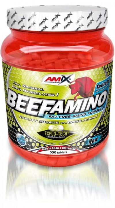 Аминокислоты AMIX Beef Amino (550 таб)