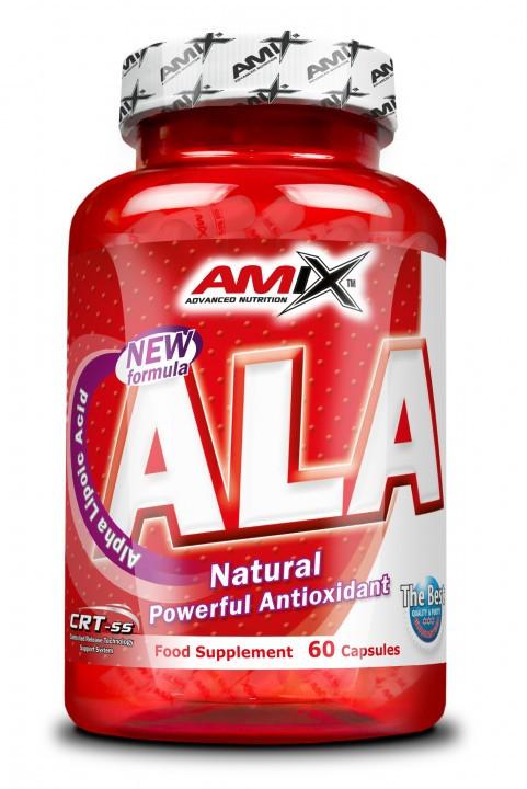 Антиоксидант AMIX Alpha Lipoic Acid (60 капс)