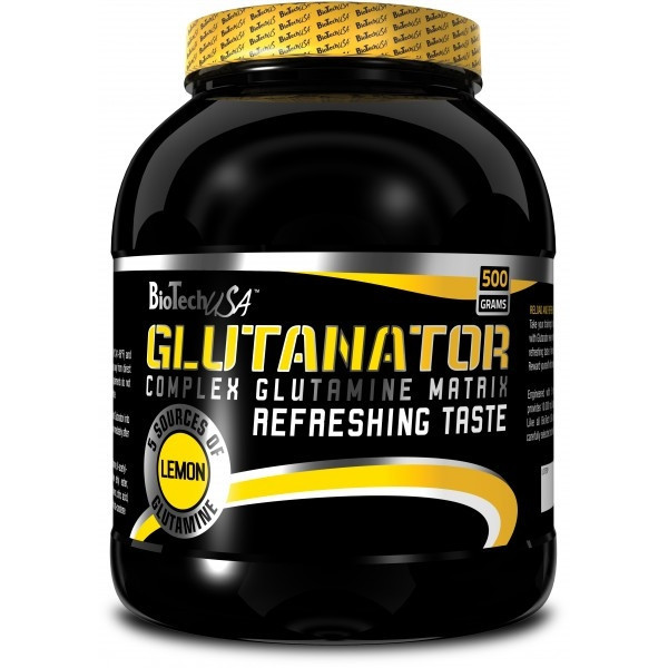Глютамин BioTech Glutanator (500 г)