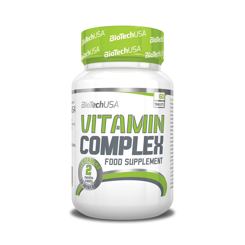 Витаминно-минеральный комплекс BioTech Vitamin Complex (60 таб)