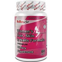 Витаминно-минеральный комплекс BioTech Women's Hair, Skin & Nails Formula (60 таб)