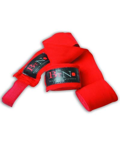 Бинты кистевые BioTech Bedford 2 (Красные)