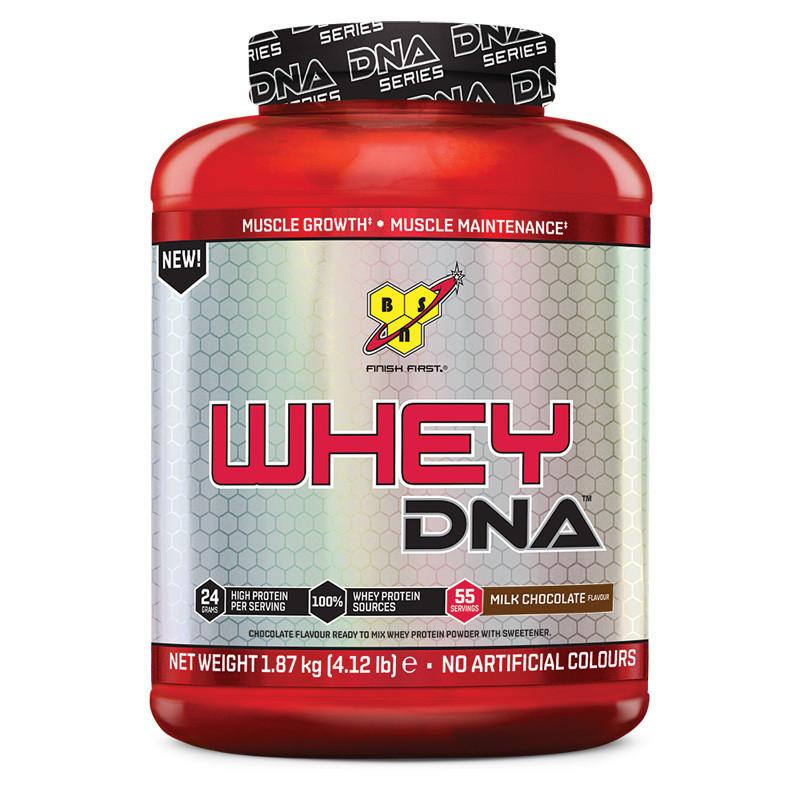 Протеин BSN Whey DNA Europe (1.87 кг)