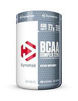 BCAA аминокислоты Dymatize BCAA Complex 2200 (400 таб)