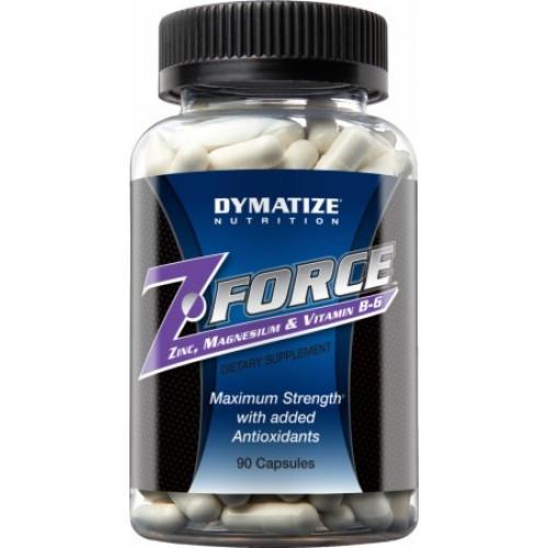 Минеральный комплекс для поддержания анаболических свойств организма Dymatize Z-Force (90 капс)