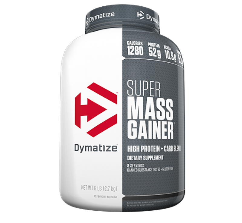 Гейнер Dymatize Super Mass Gainer (2,7 кг)