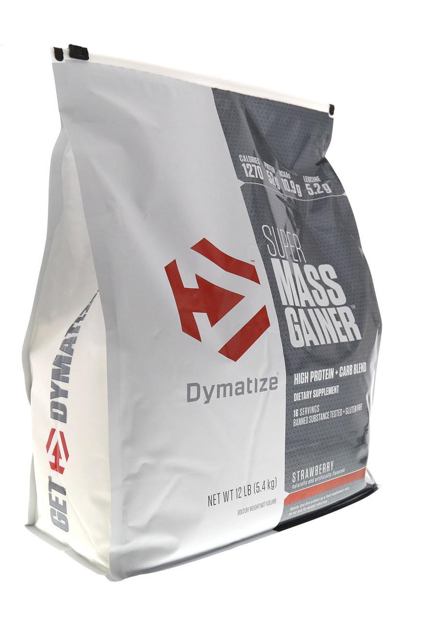 Гейнер Dymatize Super Mass Gainer (5,4 кг)
