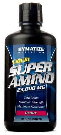 Аминокислоты Dymatize nutrition Super Amino Liquid (948 мл)