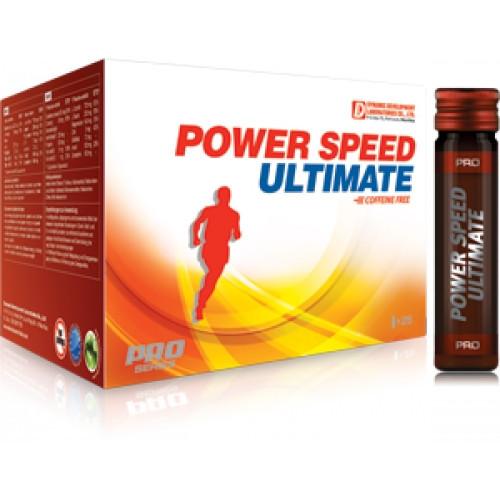 Предтренировочный комплекс Dynamic Power Speed Ultimate (25x11 мл)