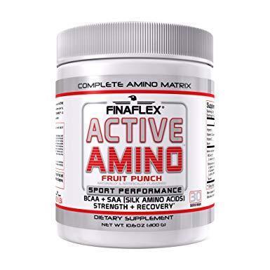 Аминокислоты Finaflex Active Amino 30 порц. (300 г)