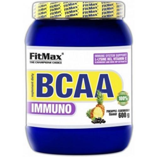 BCAA аминокислоты FitMax BCAA Immuno (600 г)
