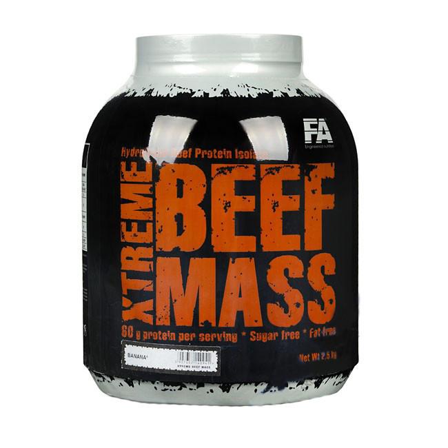 Гейнер Fitness Authority Xtreme BEEF MASS (2,5 кг)