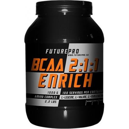 BCAA аминокислоты Future Pro BCAA Enrich 2:1:1 (400 г)