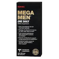 Витамины для мужчин GNC Mega Men One Daily (60 таб)