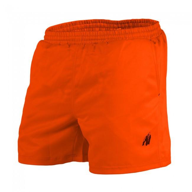 Шорты Gorilla wear Miami Shorts Neon (Orange)