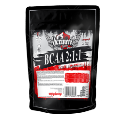 BCAA аминокислоты Hetman Sport BCAA 2:1:1 (1000 г)