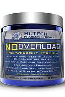 Предтренировочный комплекс Hi-Tech Pharmaceuticals N.O. Overload 30 порц. (310 г)
