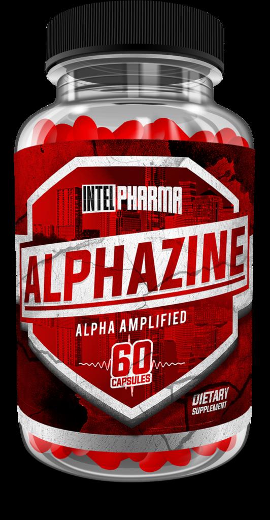 Intel Pharma Alphazine (60 капс)