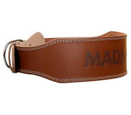 Кожаный пояс MadMax MFB 246